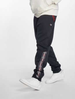 Champion Athletics Jogginghose Athleisure Rib Cuff blau
