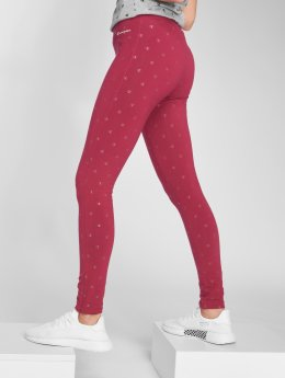 Champion Athletics Legging American Classics rouge