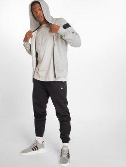 Champion Athletics Obleky Hooded Full Zip šedá