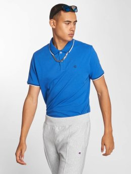 Champion Athletics Polo Authentic Athletic Apparel bleu