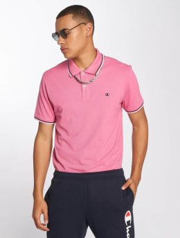 Champion Athletics Poloshirt Authentic Athletic Apparel rosa