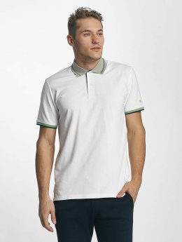 Champion Athletics Poloshirt Basic weiß