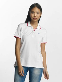 Champion Athletics Poloshirt Monaco weiß