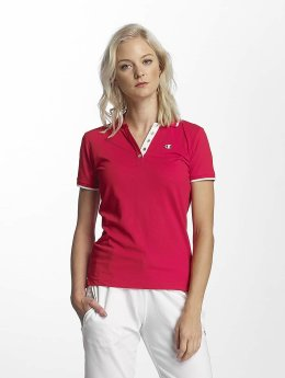 Champion Athletics Poloskjorter Monaco red