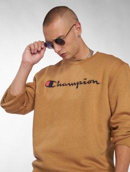 Champion Athletics Pullover American Classic braun