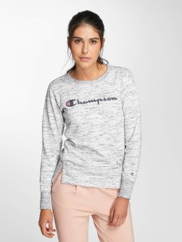 Champion Athletics Pullover Authentic grau