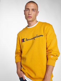 Champion Athletics Pullover American Classic yellow