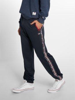 Champion Athletics Spodnie do joggingu Athleisure Elastic Cuff niebieski