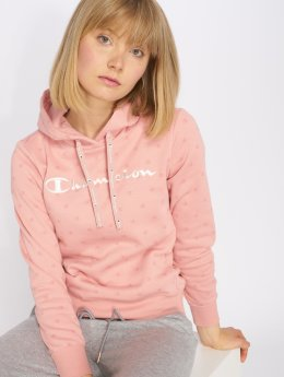Champion Athletics Sweat capuche American rose