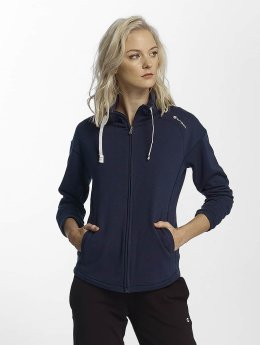 Champion Athletics Sweat capuche zippé Brooklyn Bridge bleu