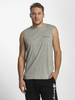 Champion Athletics T-paidat Sleeveless harmaa