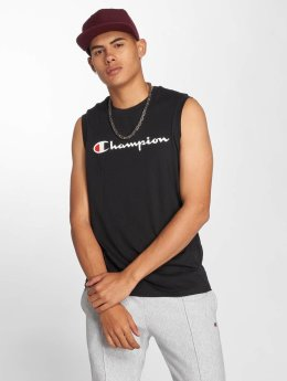 Champion Athletics T-paidat Authentic Athletic Apparel musta