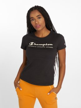 Champion Athletics T-Shirt Brand Passion black