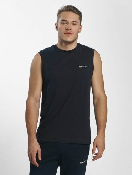 Champion Athletics t-shirt Sleeveless blauw
