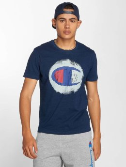 Champion Athletics T-Shirt Athletic Apparel bleu