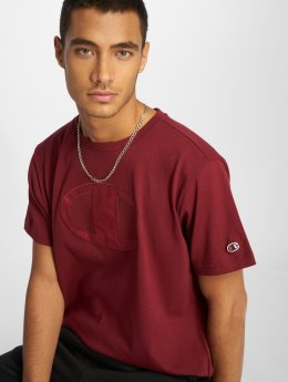 Champion Athletics T-shirt Over Zone rosso