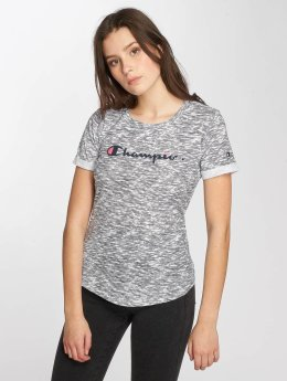 Champion Athletics T-Shirt Crewneck weiß