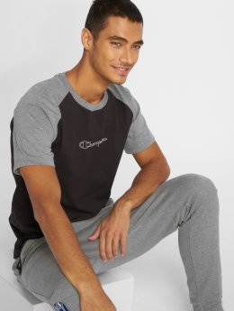 Champion Athletics t-shirt Athleisure zwart