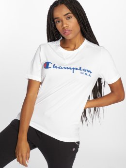 Champion Athletics T-Shirty Institutionals bialy