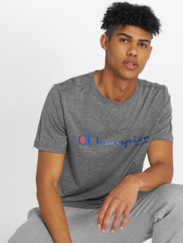 Champion Athletics T-Shirty Institutionals szary