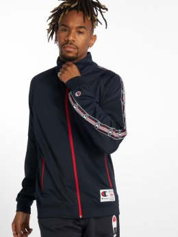 Champion Athletics Übergangsjacke Athleisure blau