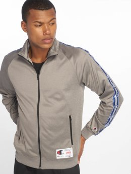 Champion Athletics Übergangsjacke Athleisure grau