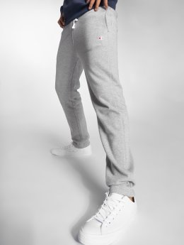 Champion Athletics Verryttelyhousut Authentic Sweatpants harmaa