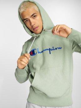 Champion Bluzy z kapturem Classic zielony