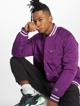 Champion Bomber jacket BasicBomb purple