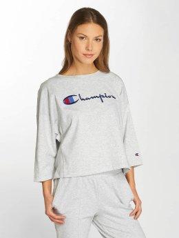 Champion Camiseta Classic Script gris