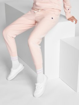 Champion joggingbroek Rib Cuff rose