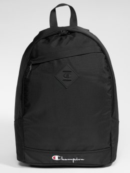 Champion Mochila Patch negro