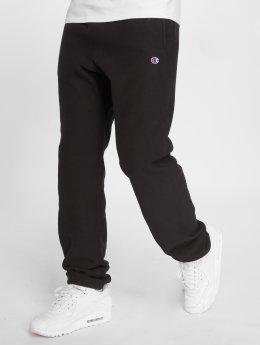 Champion Pantalón deportivo Elastic Cuff negro