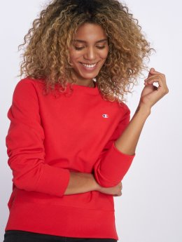 Champion Pullover Inside Out red