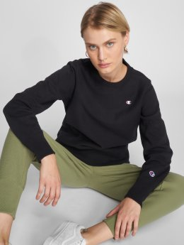 Champion Pullover Inside Out schwarz