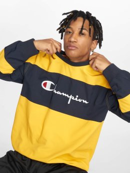Champion Sweat & Pull Reverse jaune