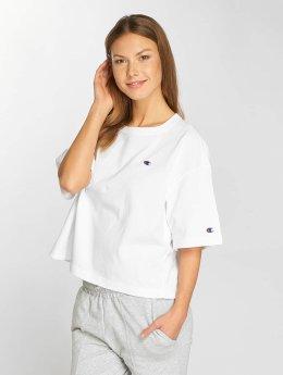 Champion T-Shirt Oversize blanc