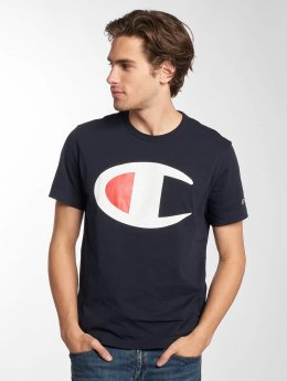 Champion T-Shirt Multti blau