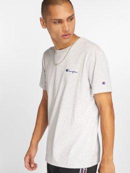 Champion t-shirt Classic grijs