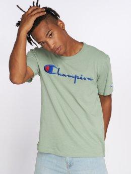 Champion t-shirt Classic groen