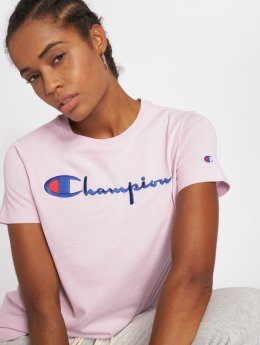 Champion t-shirt Basic paars