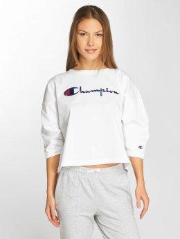 Champion T-shirt Classic Script vit