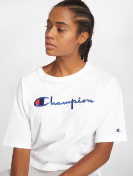 Champion T-Shirt Maxi weiß