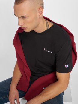 Champion t-shirt Classic zwart