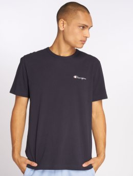 Champion T-Shirty Classic niebieski