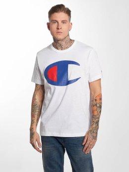 Champion T-skjorter Multti hvit