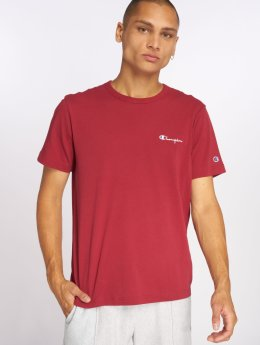 Champion T-skjorter Classic red