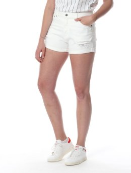 Cheap Monday Szorty Donna  bialy