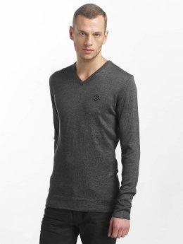 Cipo & Baxx Пуловер Roberto серый