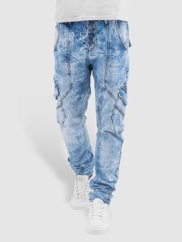 Cipo & Baxx Antifit 62 blau